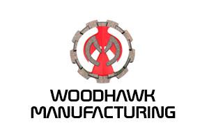 Woodhawk Manufacturing logo