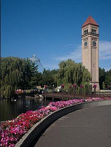 riverfront park spokane washington