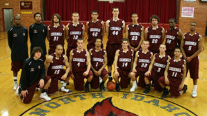 North Idaho College Basketball Team