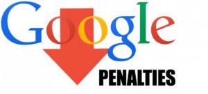 Avoid Google penalties